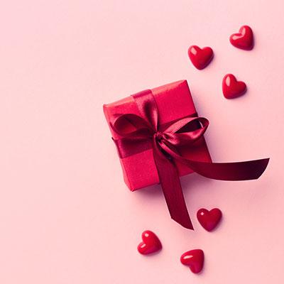Cadeau de Saint-Valentin