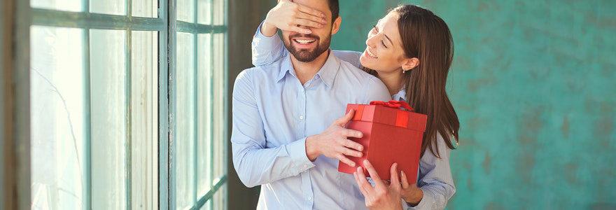 Cadeau idéal pour couple