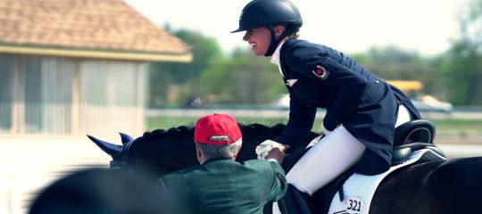 sports équestres
