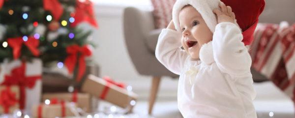 premier Noel bebe