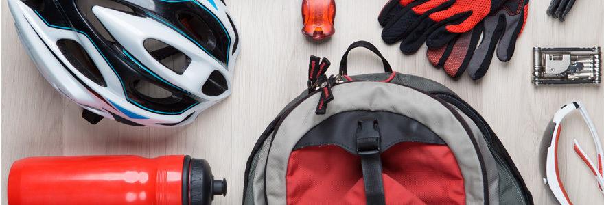 équipement pour cycliste