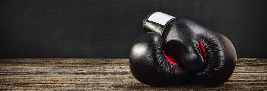 Gant de MMA