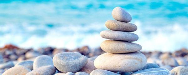 Pyramide équilibre